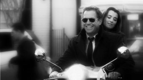 Tiva fondo de pantalla probably containing sunglasses titled Tony/Ziva