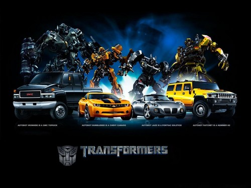 Transformers 1 The Saga Begins