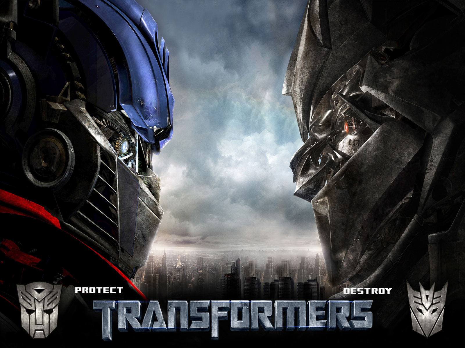 Hot New Movies Cars Images Transformers 1 The Saga Begins