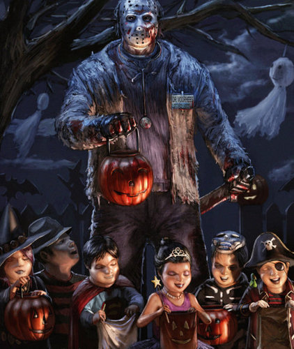 Trick atau Treat Jason