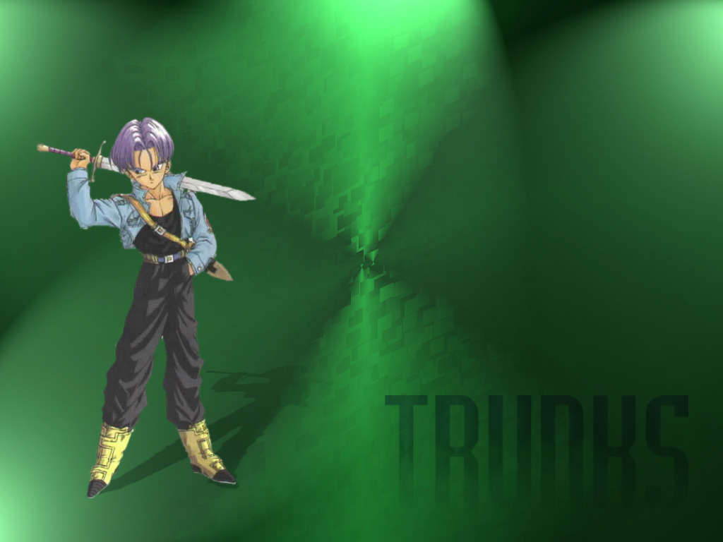 Trunks Dbz Fanfiction Wallpaper 25771594 Fanpop