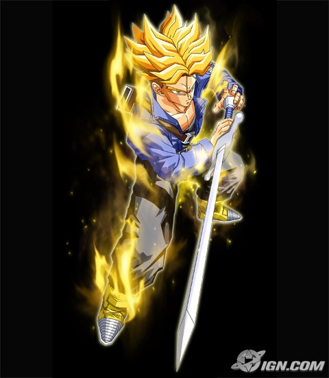 Dragon Ball Z Trunks