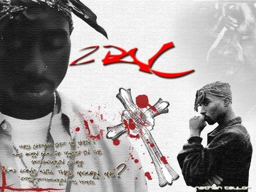 Tupac Shakur wallpaper called Tupac 1024x768