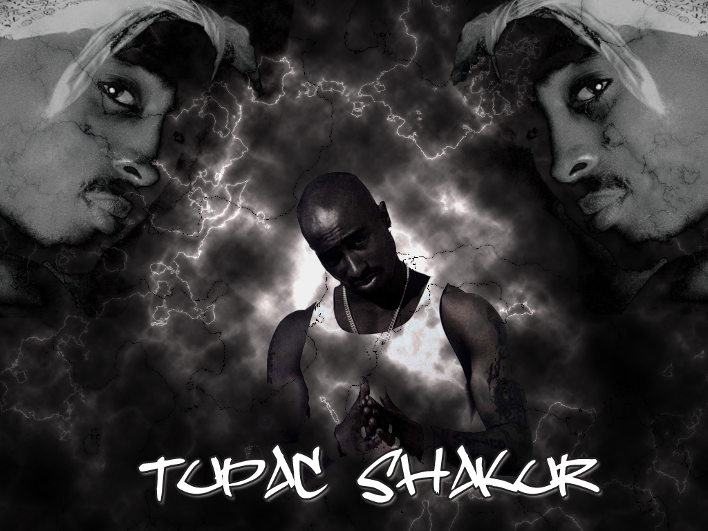 Tupac 1024x768 - Tupac Shakur Wallpaper (25745938) - Fanpop fanclubs