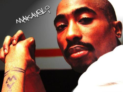 Tupac Shakur wallpaper probably containing a portrait entitled Tupac 1024x768