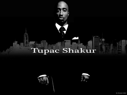 Tupac Shakur wallpaper titled Tupac 1024x768