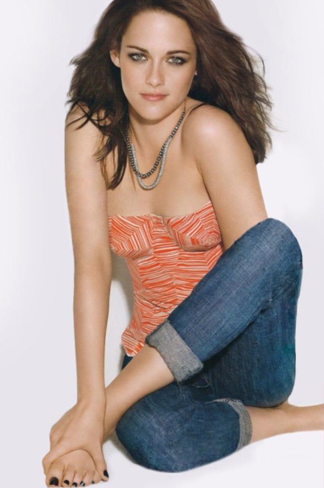 Kristen Stewart Images Untagged Kristen In Glamour Mag Hd