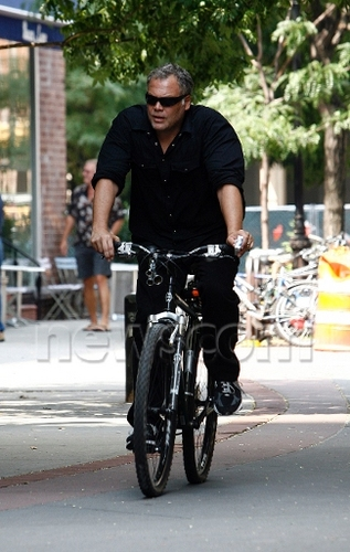VDO on a bike