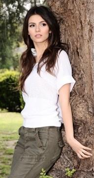 Victoria Justice photoshoot