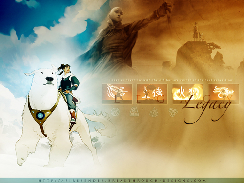 Avatar: The Legend of Korra wallpaper containing a lippizan titled Wallpaper