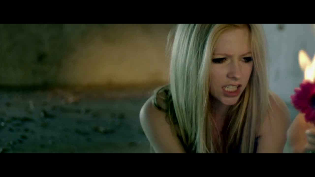 wish you were here official music video goodbye lullaby image 25771068 fanpop