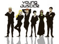 YJ goes undercover! - young-justice wallpaper