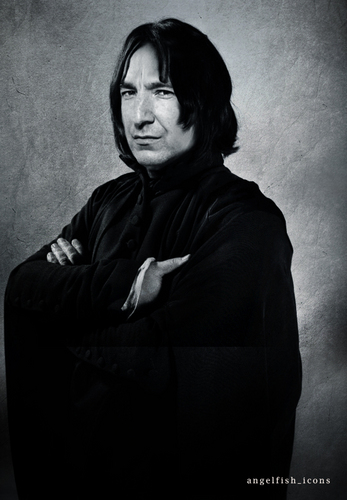 Younger Snape