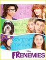 Zendaya, Bella Thorne & Stefanie Scott: 'Frenemies' Poster