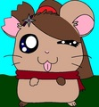 adventures - hamtaro fan art