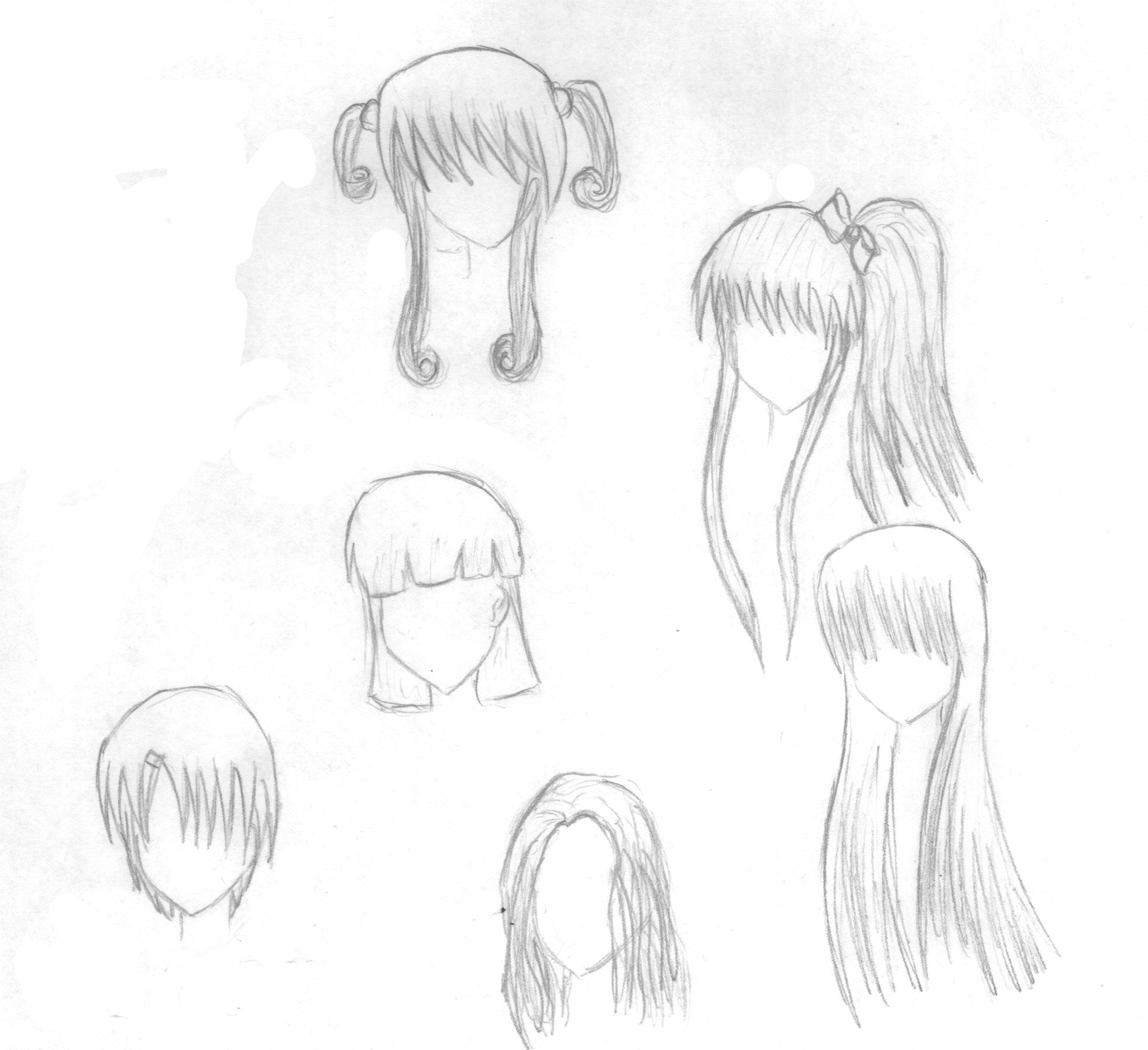 Anime The Drawing World Images Anime Girl Hair Styles Hd