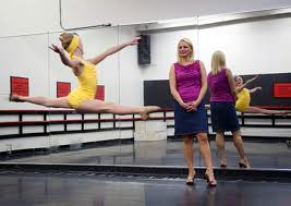 dance moms chloe and her mom christi