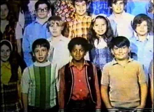 michael 1969 school picture