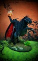 miniature headless horseman sculpture made by me