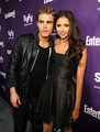 nina dobrev - stefan-damon-and-elena photo