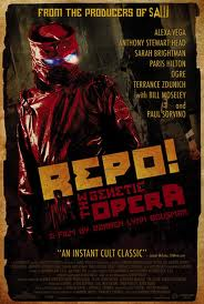 Repo! The Genetic Opera kertas dinding containing Anime entitled repo!!