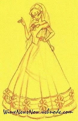 stella wedding dress