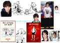 wimpy kid colage