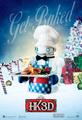 'A Very Harold & Kumar Christmas' Promotional Poster ~ Robot