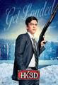 'A Very Harold & Kumar Christmas' Promotional Poster ~ John Cho as Harold