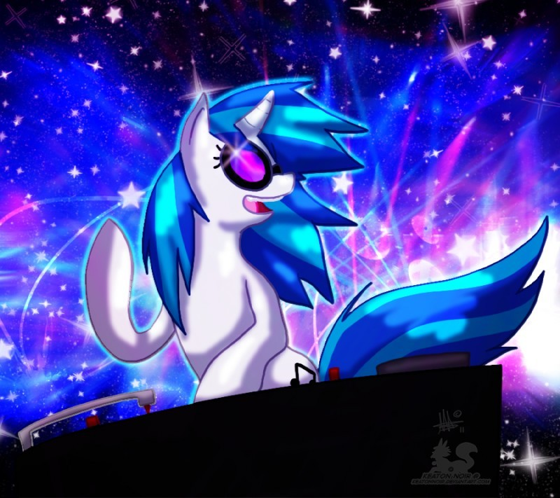 vinyl scratch images dj pon 3 hd wallpaper and background photos