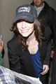 """Jimmy Kimmel Live""  - evangeline-lilly photo"