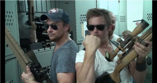 ♥ Norman & Sean ♥
