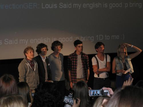 1D in Germany! [04/10/11]