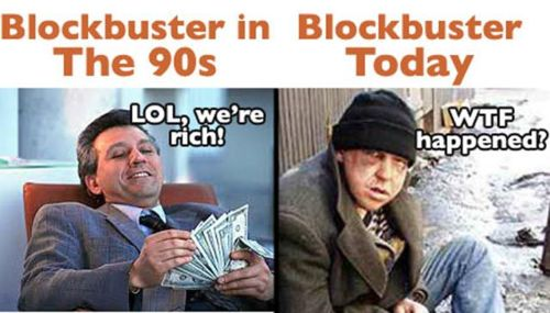 90s vs Today