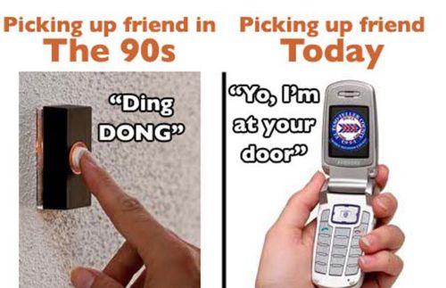 90s vs Today