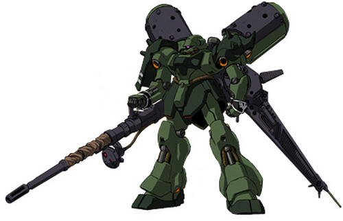 AMS-119 Geara Doga Heavy Weapons Type (Gundam Unicorn)