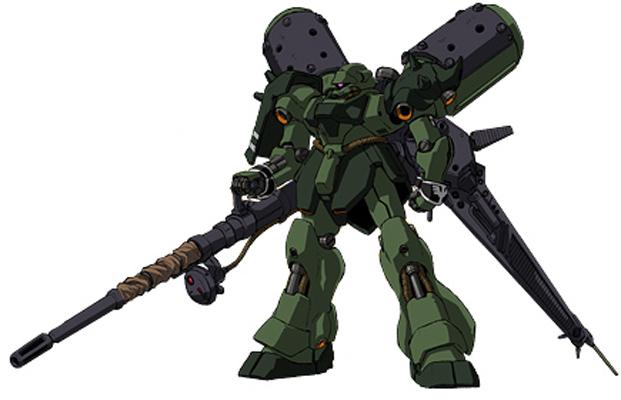 AMS-119 Geara Doga Heavy Weapons Type (Gundam Unicorn)