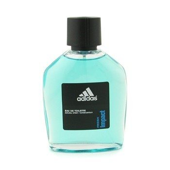 Adidas 壁纸 entitled Adidas - Fresh Impact Eau De Toilette Spray