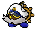 Admiral Bobbery - paper-mario-and-ttyd photo