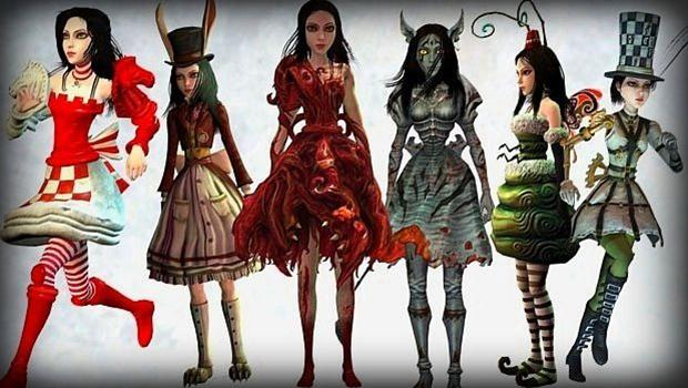 Alice madness returns fanclub alice madness returns walkthrough