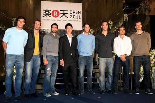 Andy and RAFA ,radek and others