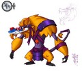 Ape Soldier - spyro-the-dragon photo