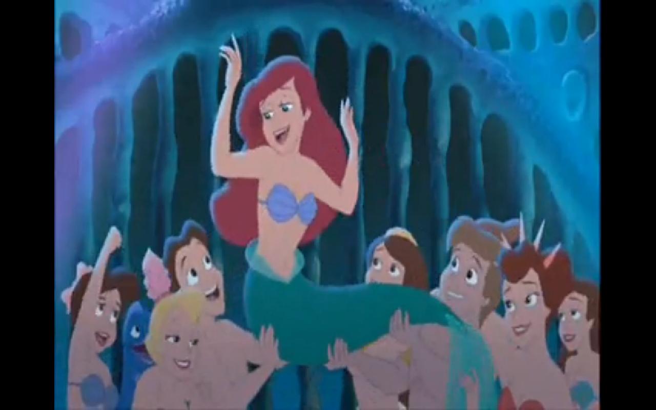 Ariel Happy Moments :D