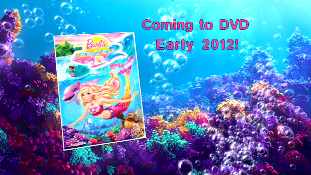 Barbie in a mermaid tale 2 - barbie-movies photo