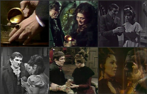 Barnabas Collins: Pick-Up Artist