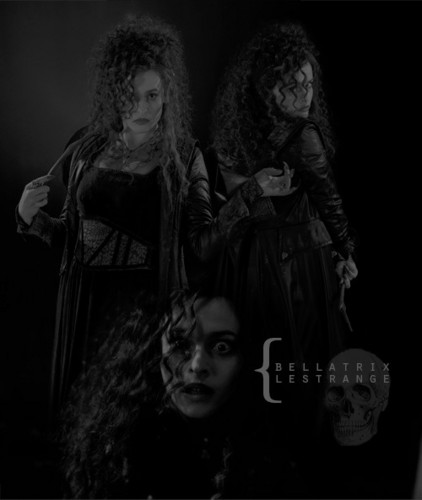 Bellatrix Lestrange <3