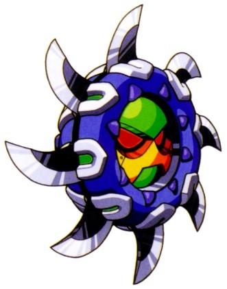 Megaman দেওয়ালপত্র called Blady