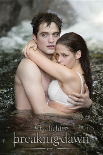 Breaking Dawn promo poster