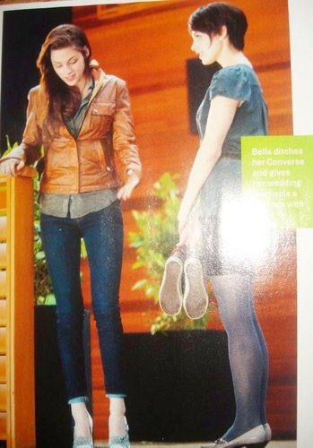 Breaknig Dawn Still - Bella and Alice