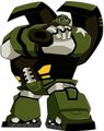 Bulkhead - transformers-animated photo